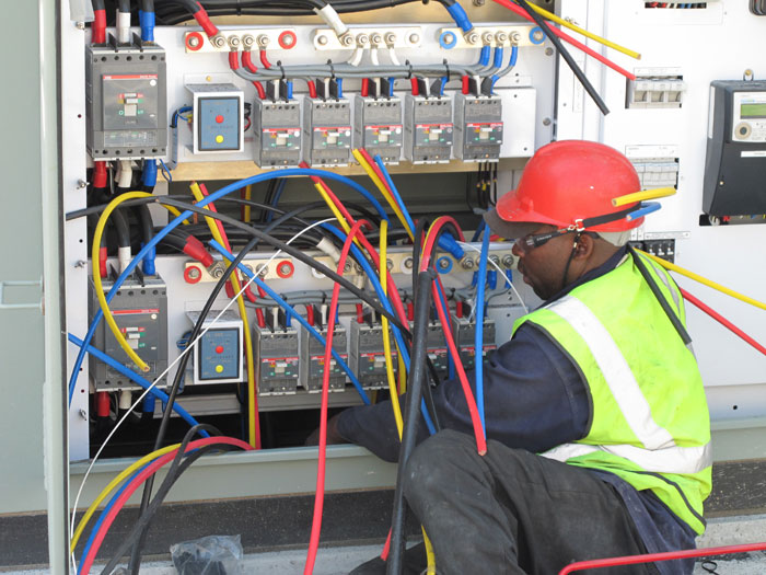 Electrical Reticulation And Metering